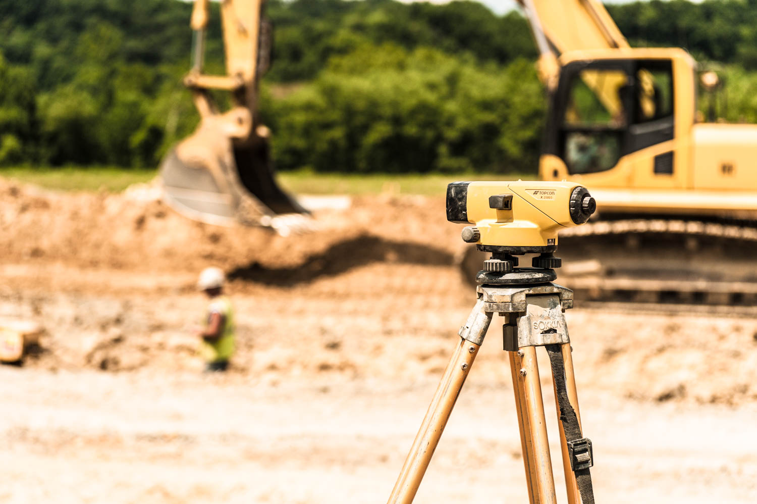 Site Work Services - Preston Contractors