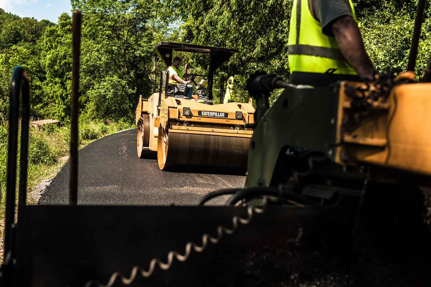 Paving Services - Preston Contractors